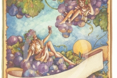 Faires, Nymphs In the Grapes