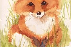 Little Red, Fox