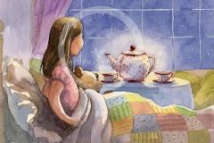 Emma Leas Magic Tea Pot