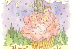 Magic Cupcake